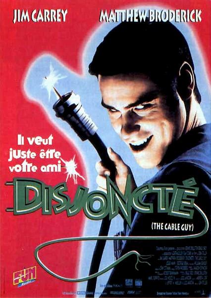 affiche du film Disjoncté