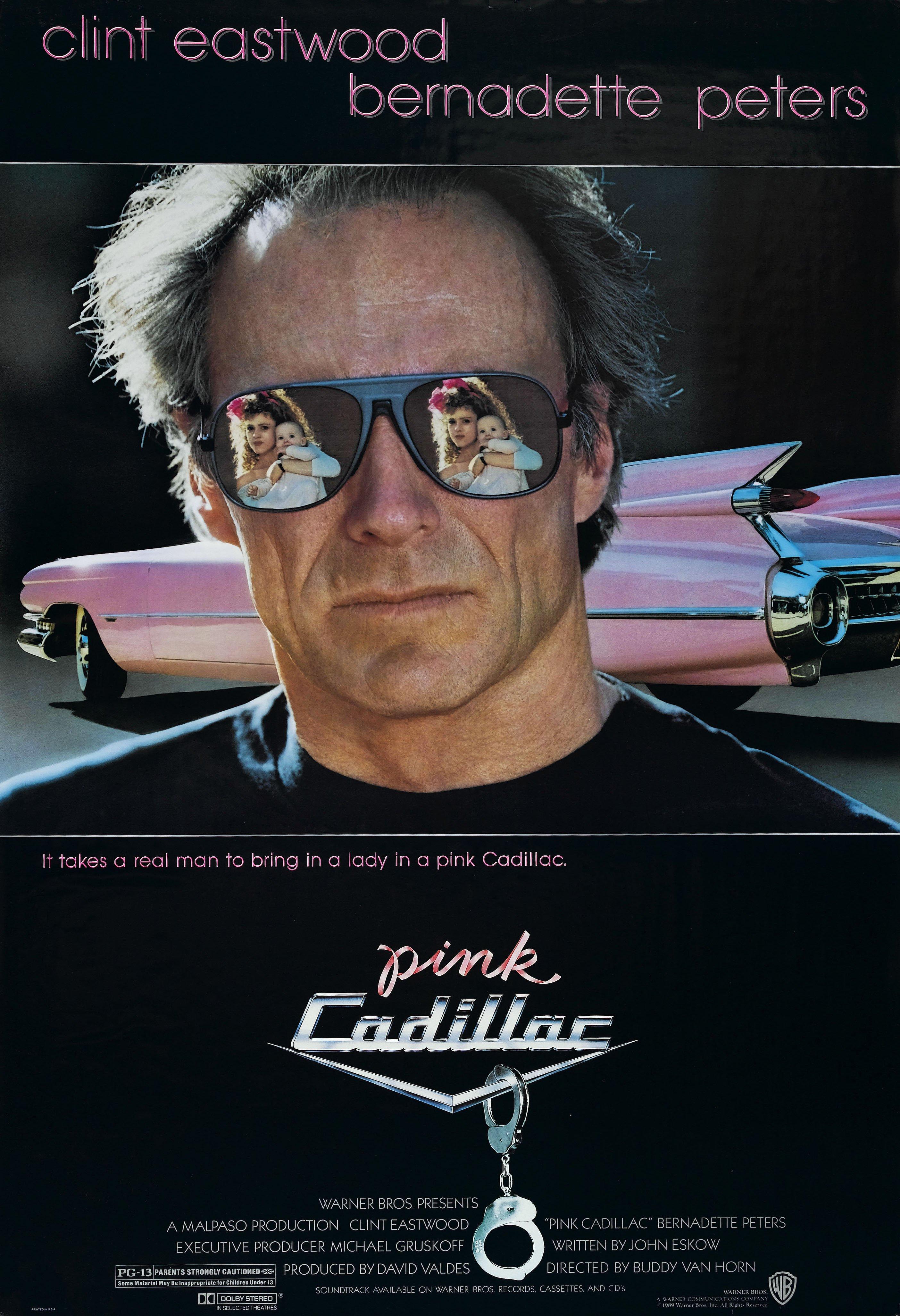 affiche du film Pink Cadillac