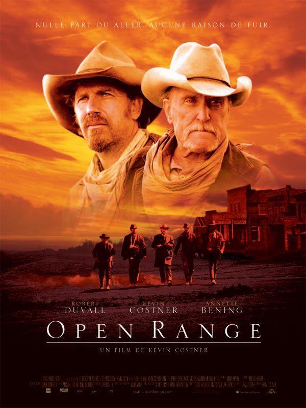 affiche du film Open Range
