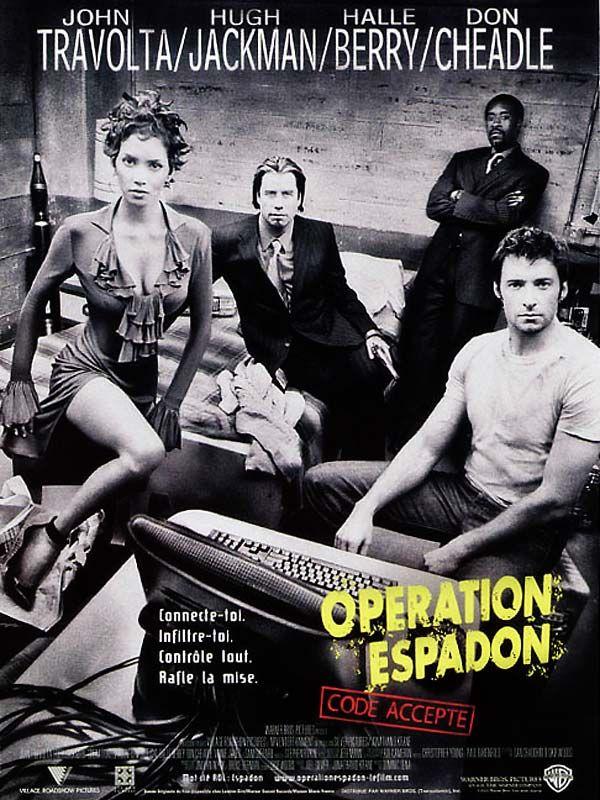 affiche du film Opération Espadon