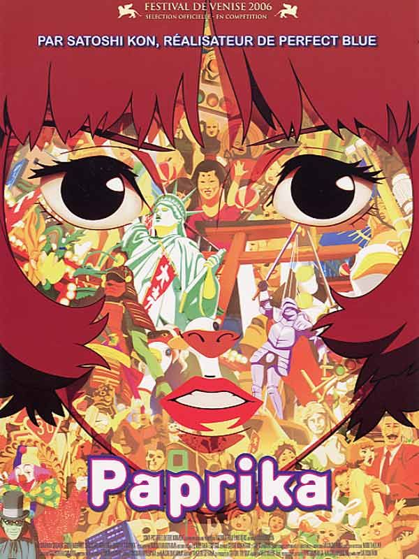 affiche du film Paprika