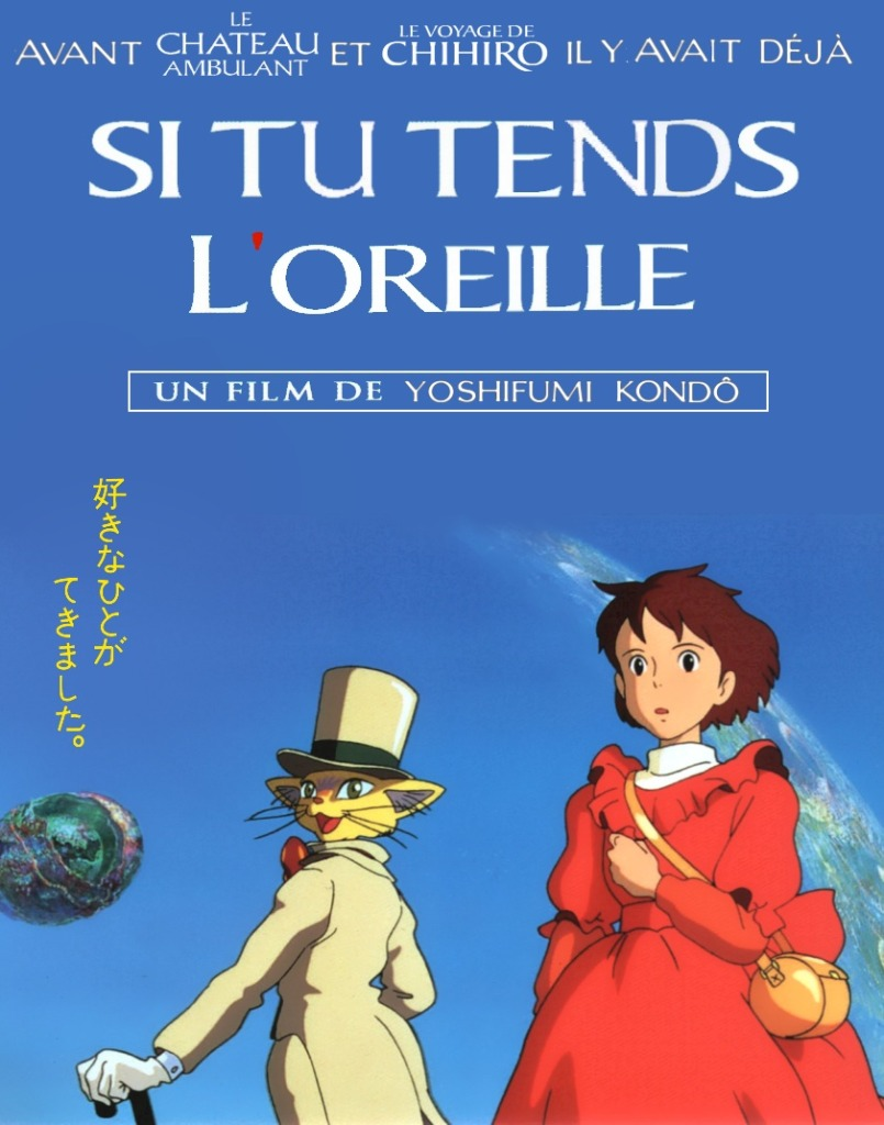 affiche du film Si tu tends l'oreille