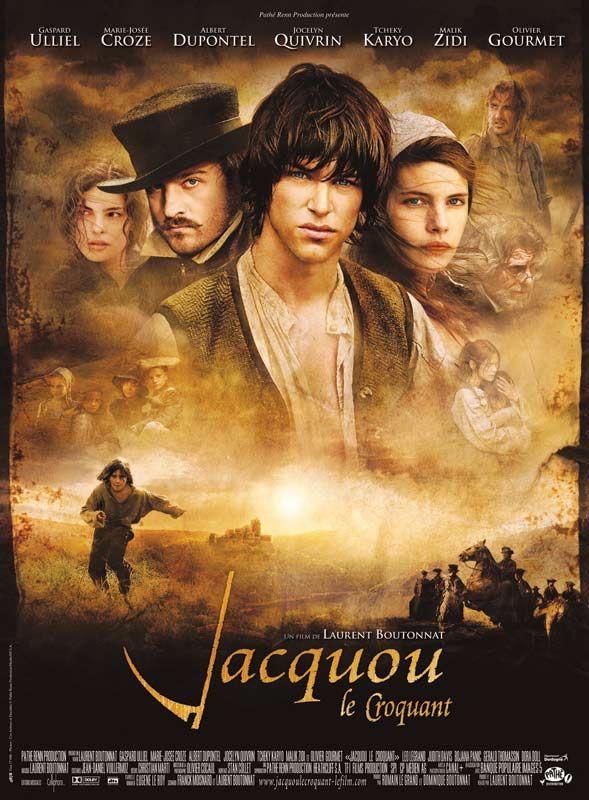 affiche du film Jacquou le Croquant