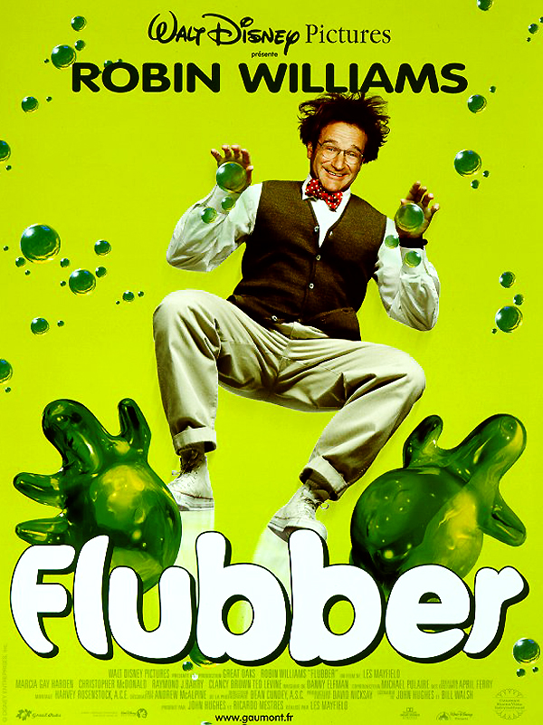 affiche du film Flubber