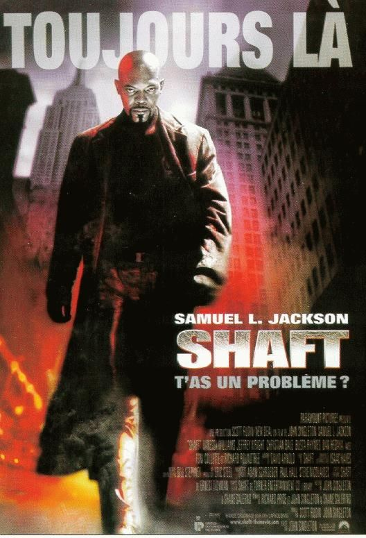 affiche du film Shaft (2000)