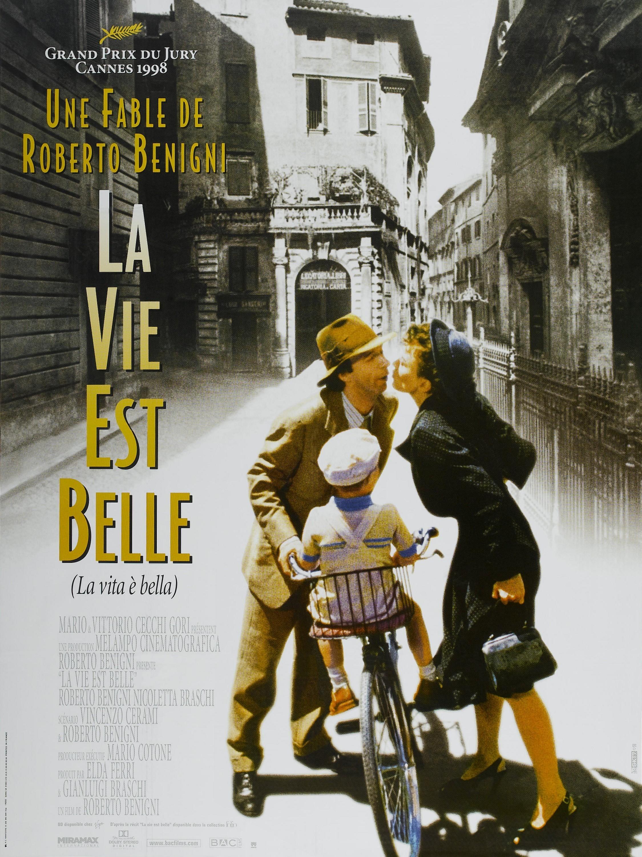 affiche du film La Vie est belle