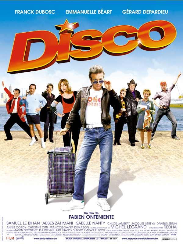 affiche du film Disco (2008)