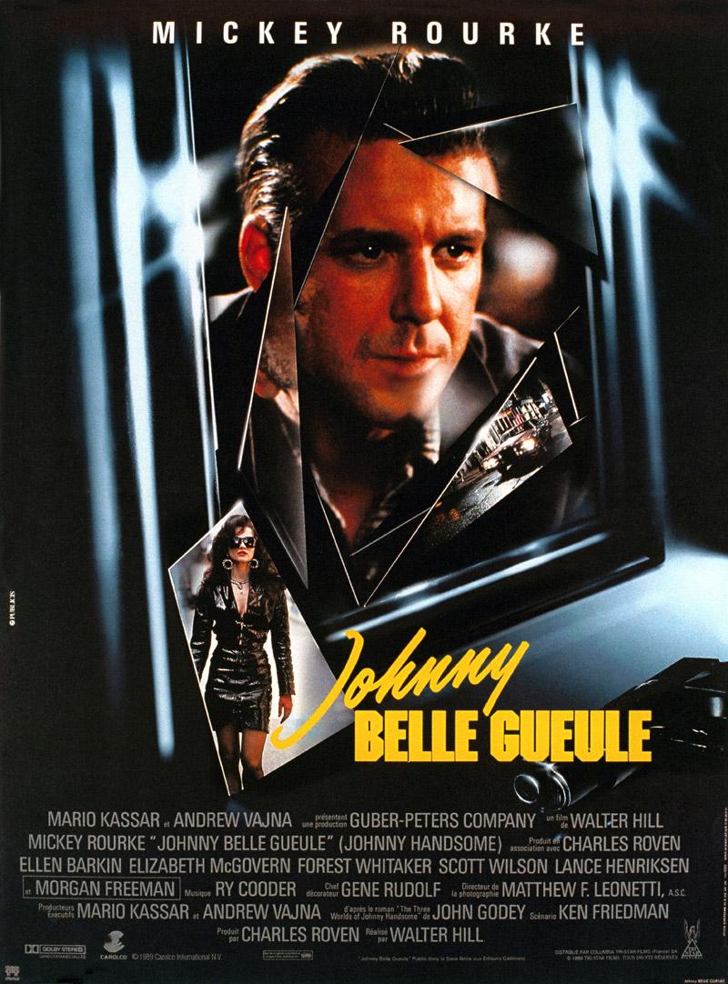 affiche du film Johnny Belle Gueule