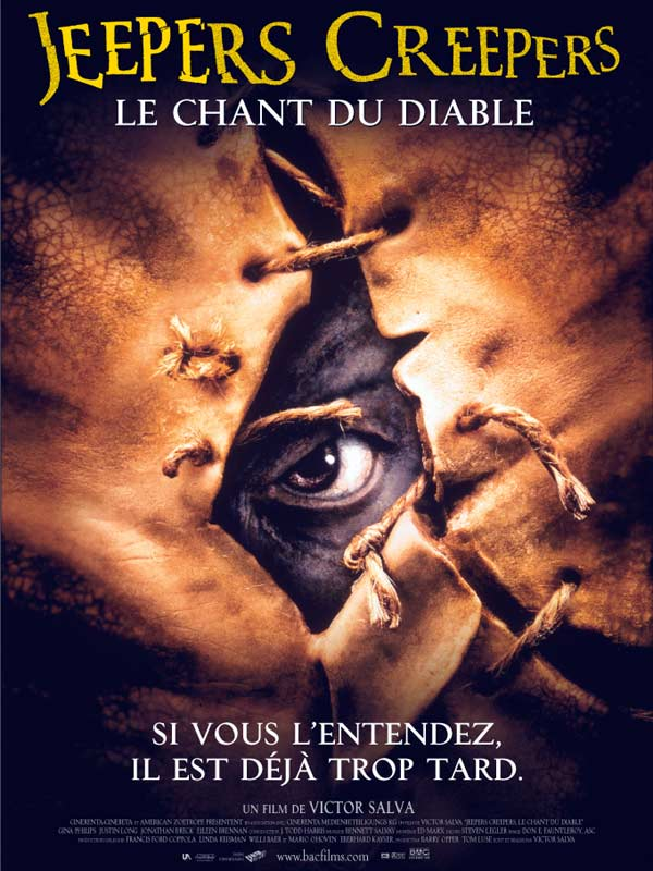 affiche du film Jeepers creepers : Le chant du diable