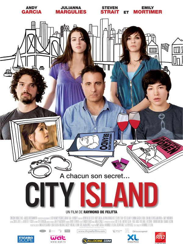 affiche du film City Island