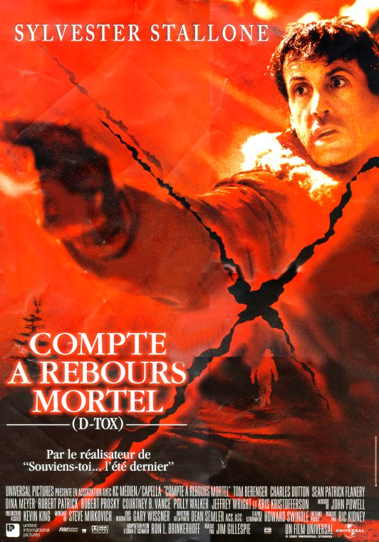 affiche du film Compte à rebours mortel