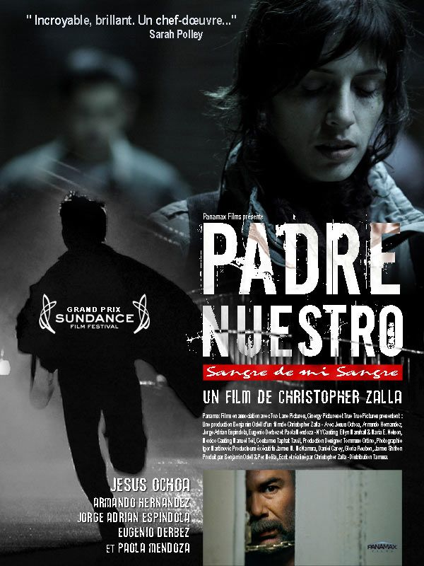 affiche du film Padre Nuestro