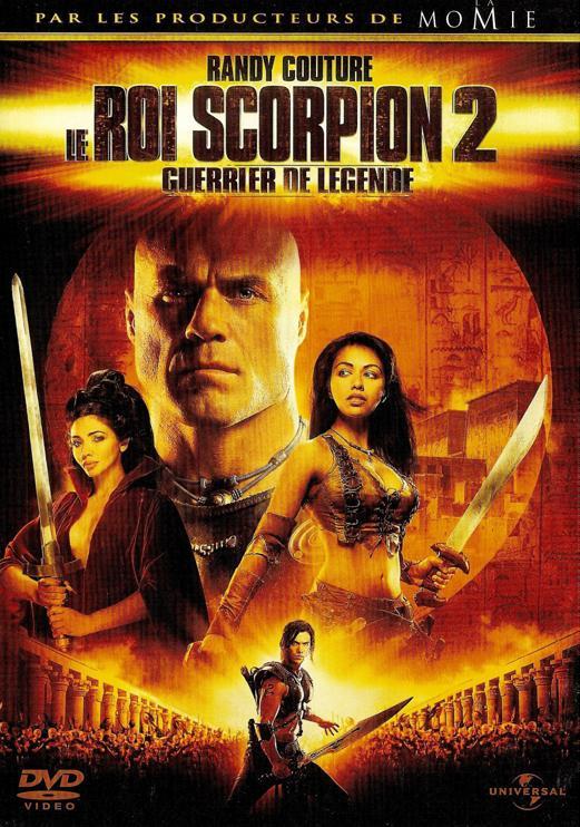 affiche du film Le roi Scorpion 2 : Guerrier de légende