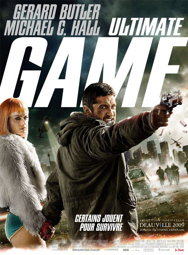 affiche du film Ultimate Game