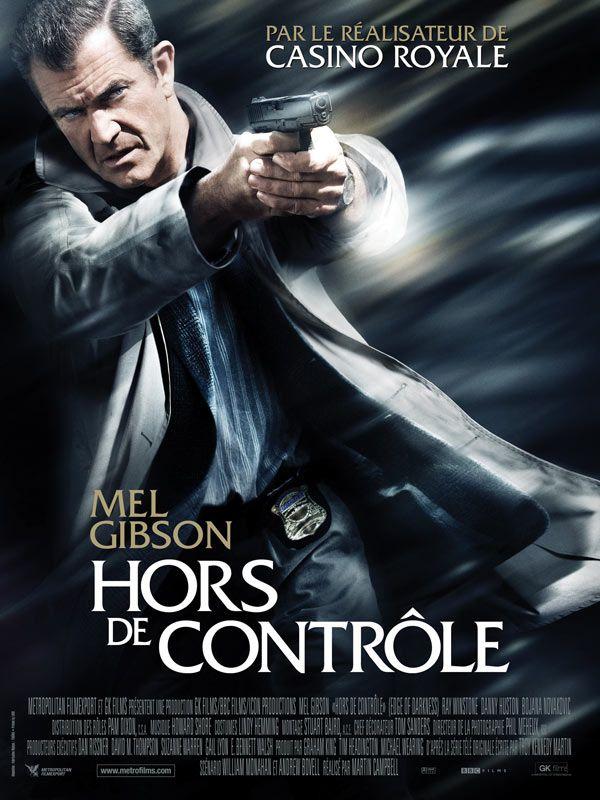 affiche du film Hors de contrôle