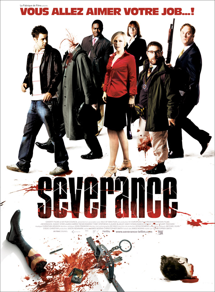 affiche du film Severance