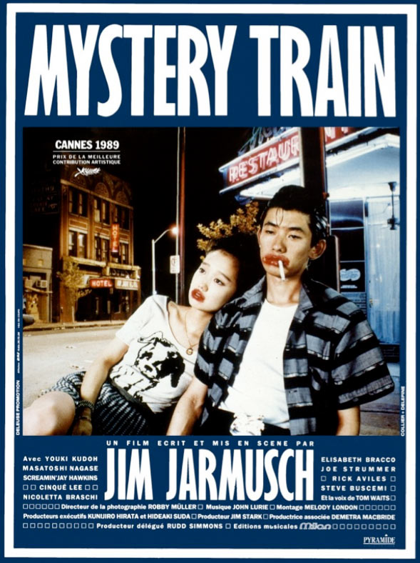 affiche du film Mystery Train