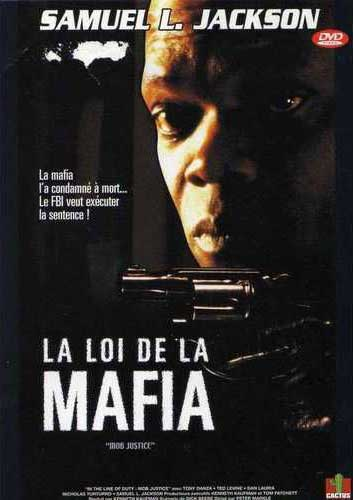 affiche du film La loi de la mafia (TV)