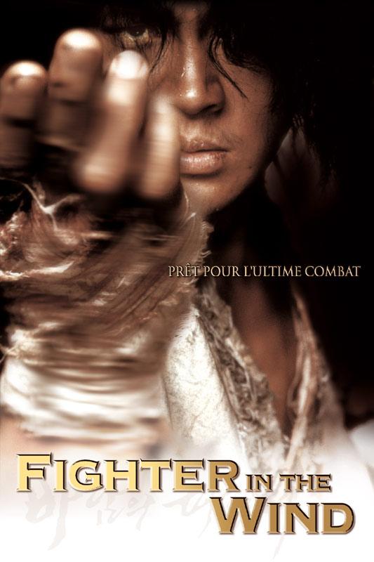 affiche du film Fighter in the Wind