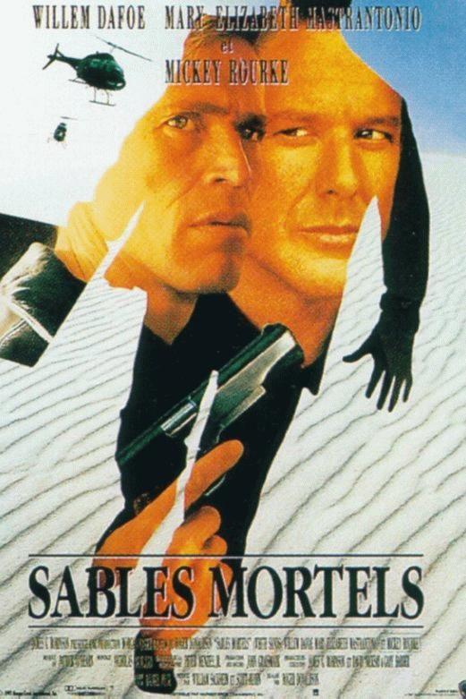 affiche du film Sables mortels