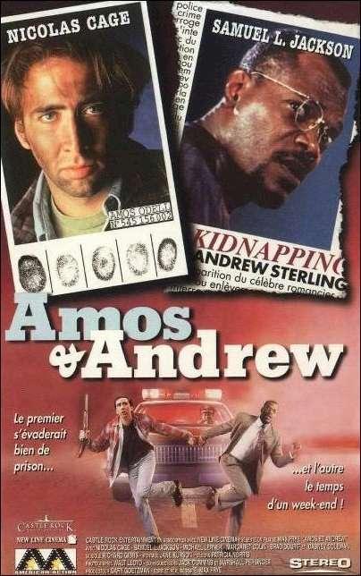 affiche du film Amos & Andrew