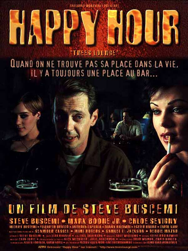 affiche du film Happy hour