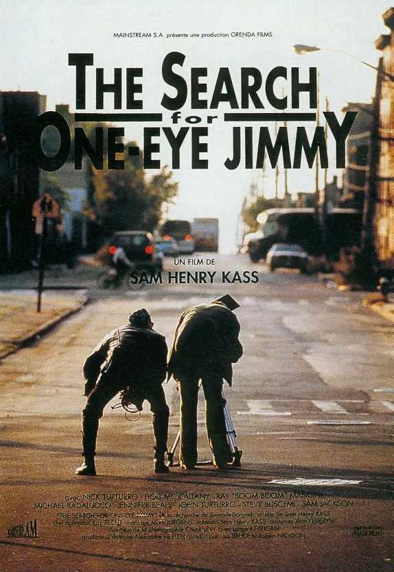 affiche du film À la recherche de Jimmy Le Borgne