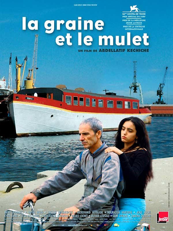 affiche du film La Graine et le Mulet