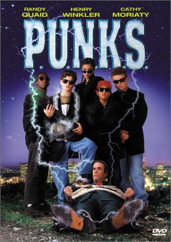 affiche du film P.U.N.K.S.