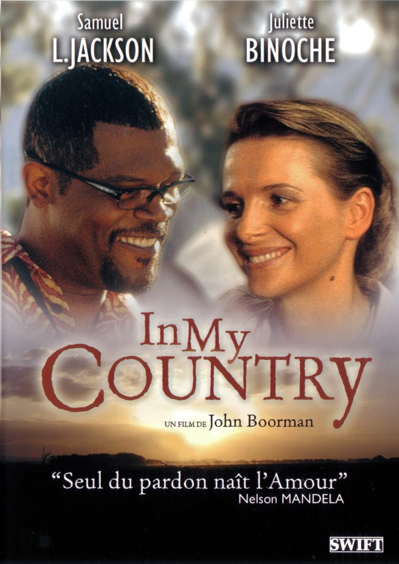 affiche du film In my Country