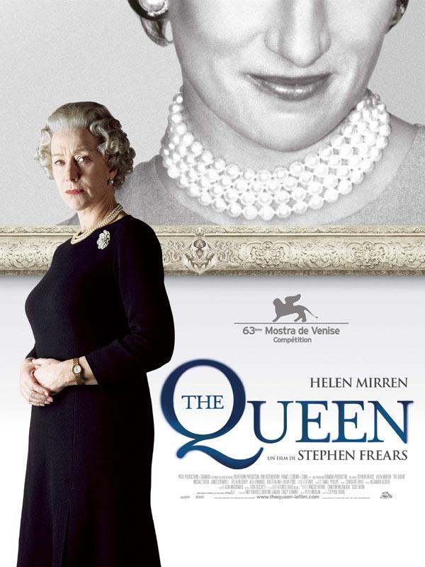 affiche du film The Queen