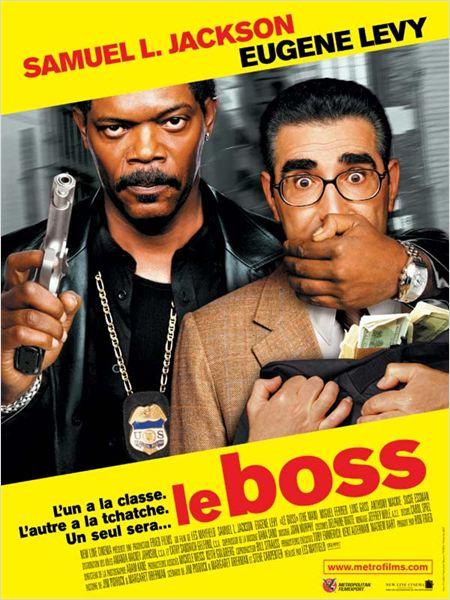 affiche du film Le boss (2005)