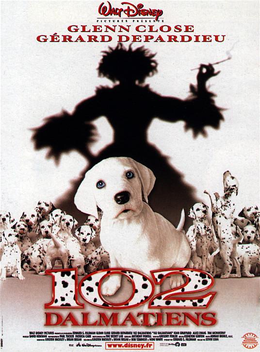 affiche du film 102 Dalmatiens