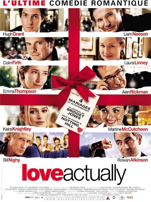 affiche du film Love Actually