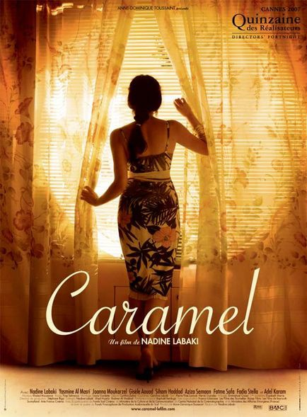 affiche du film Caramel