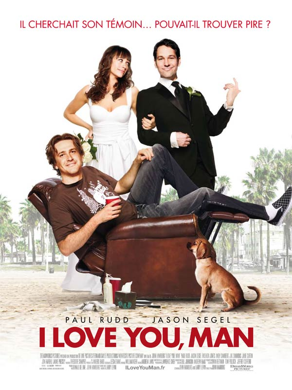 affiche du film I Love You, Man