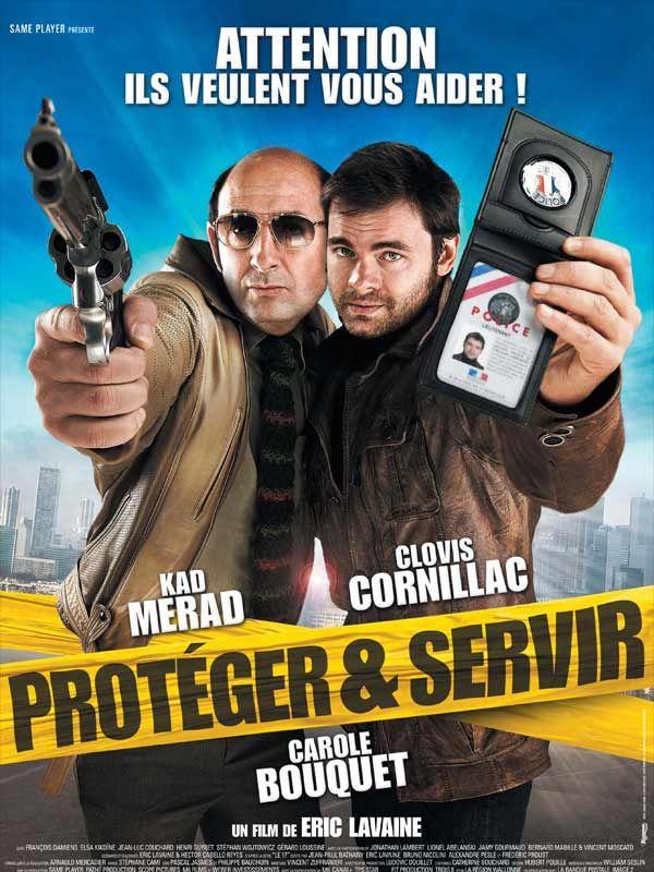 affiche du film Protéger & servir