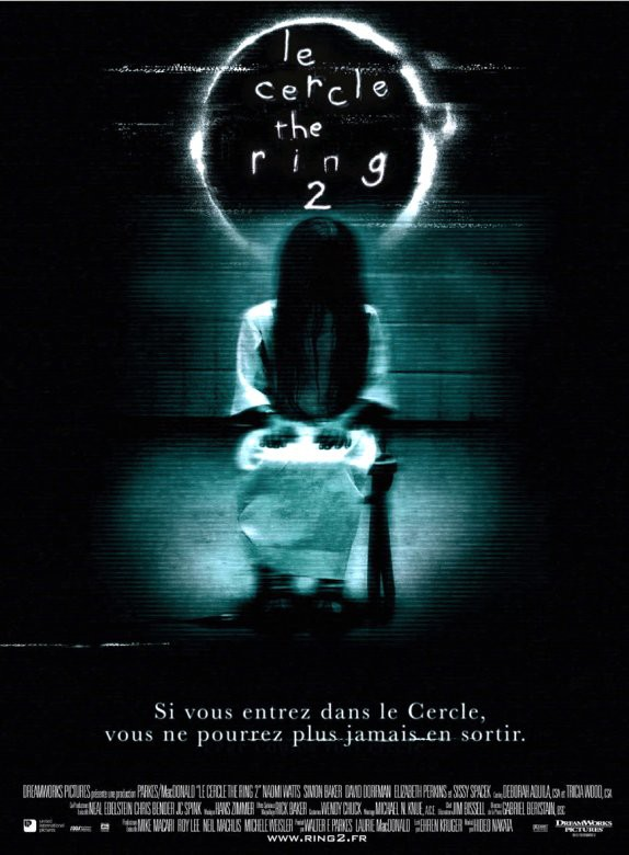 affiche du film Le Cercle : The Ring 2