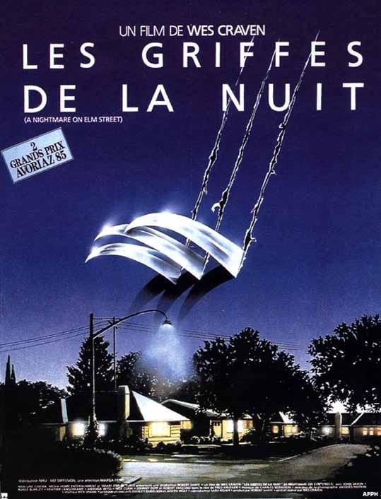 affiche du film Freddy : Les griffes de la nuit