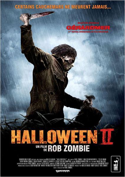 affiche du film Halloween II (2009)
