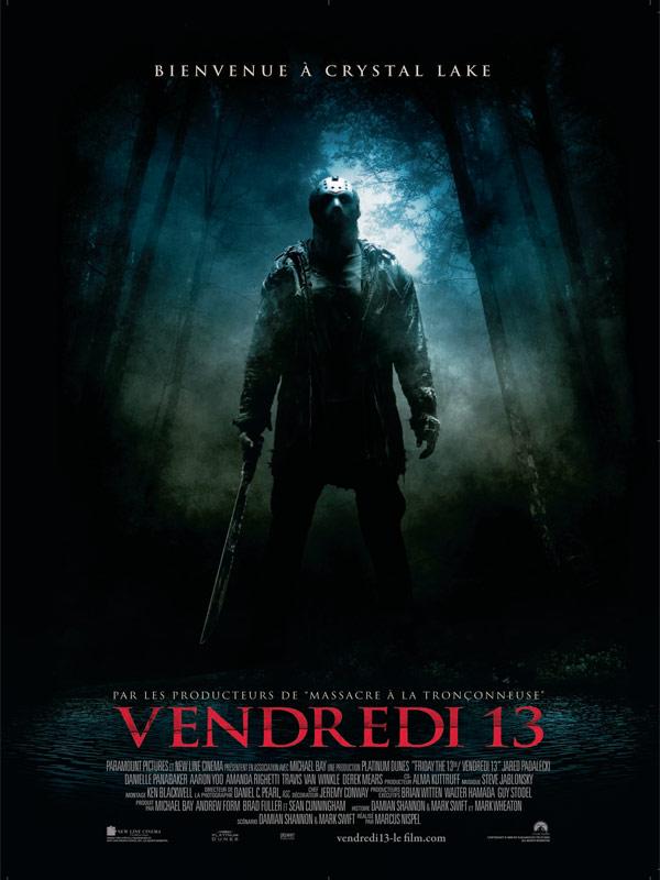 affiche du film Vendredi 13 (2009)