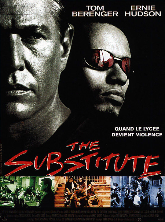 affiche du film The Substitute (1996)