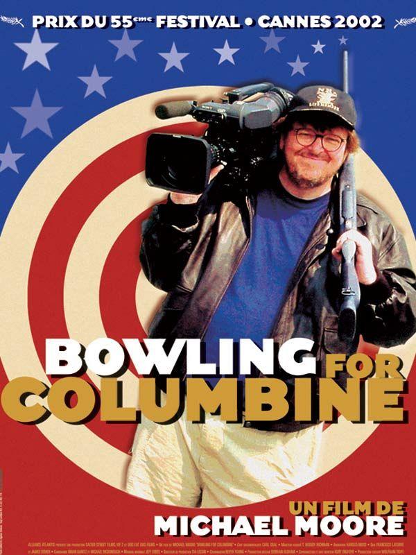 affiche du film Bowling for Columbine