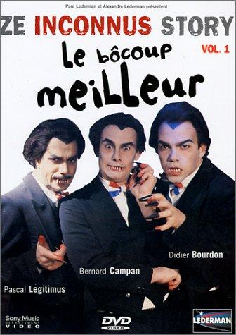 affiche du film Ze Inconnus Story, Le bôcoup meilleur (vol 1)