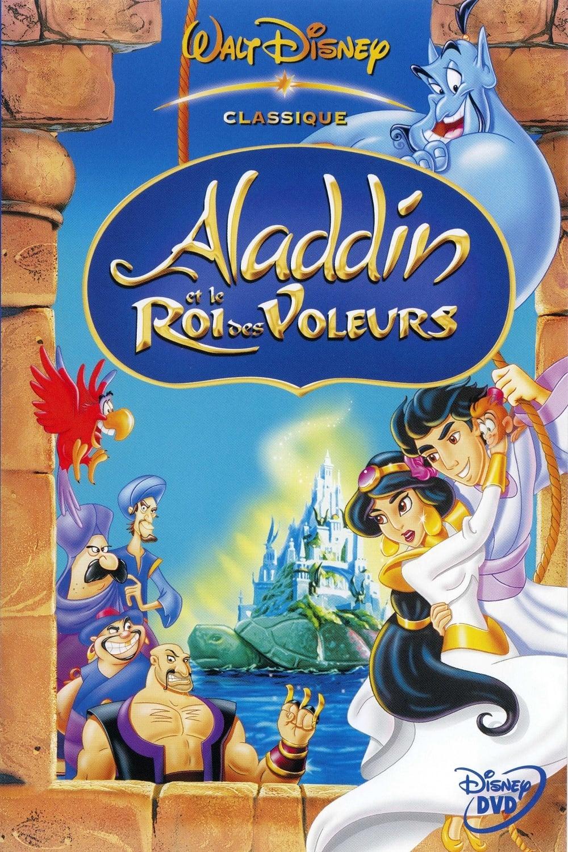 affiche du film Aladdin et le roi des voleurs