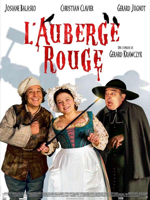 affiche du film L'auberge rouge (2007)