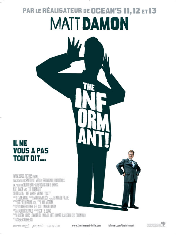 affiche du film The Informant!