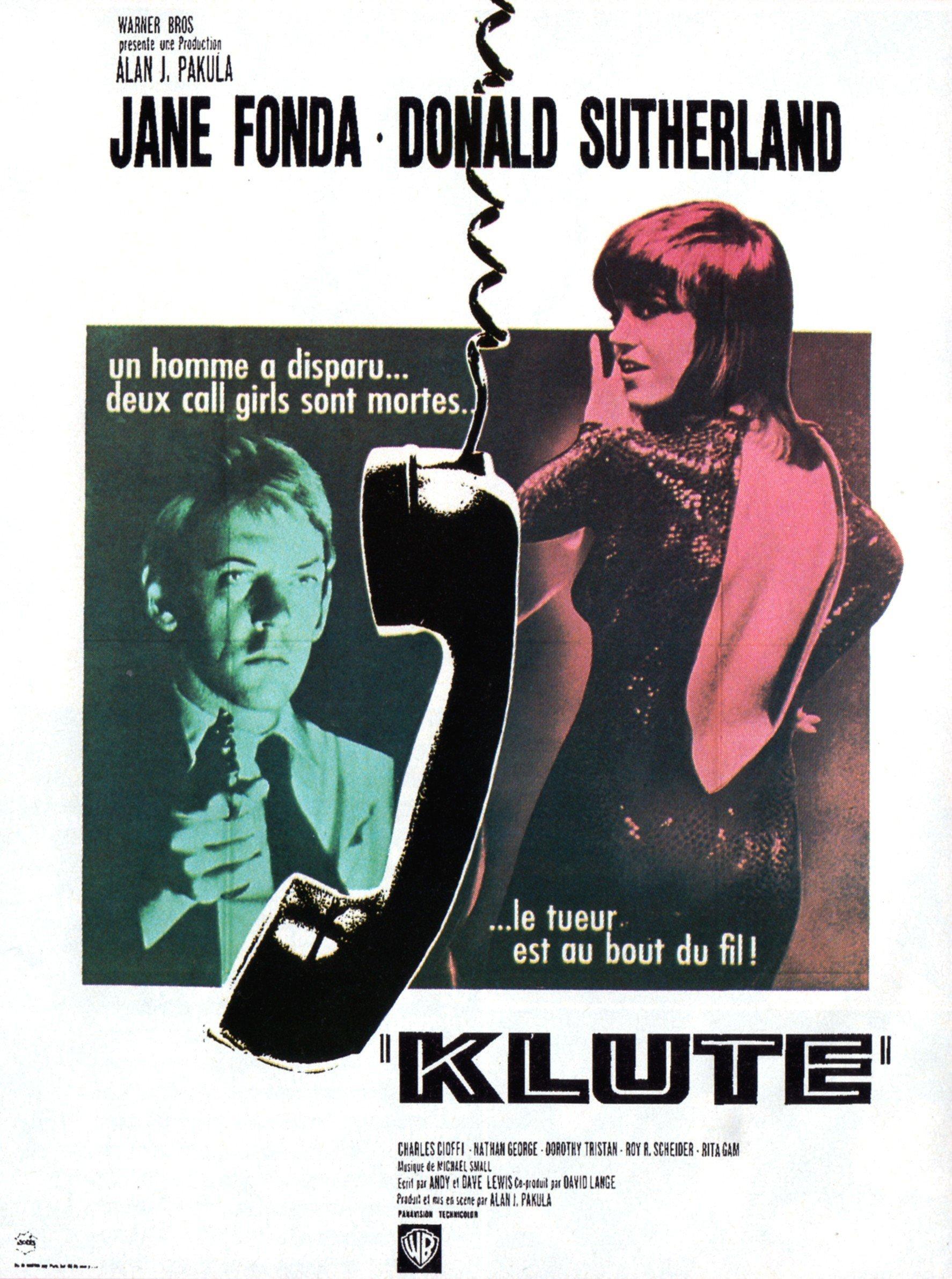 affiche du film Klute