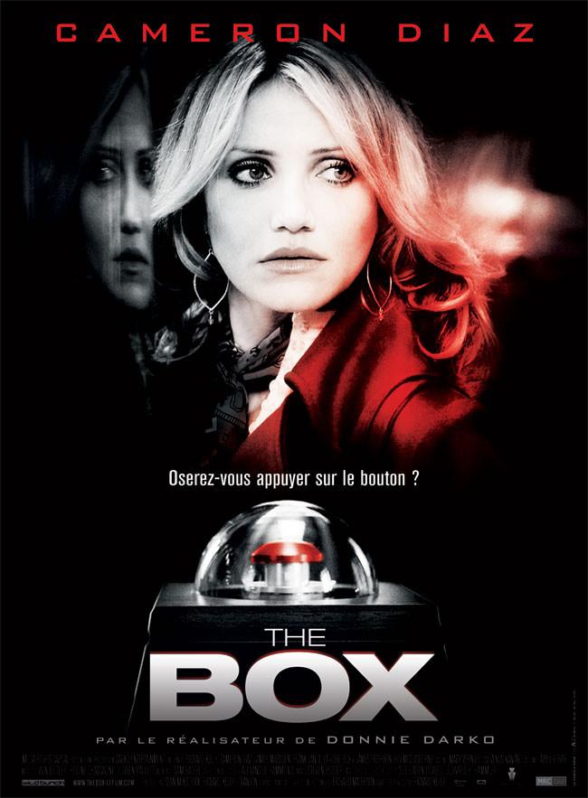 affiche du film The Box