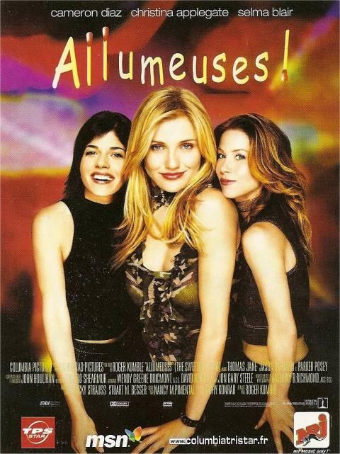 affiche du film Allumeuses !